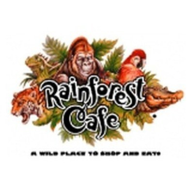 Rainforest Cafe Mothers Day